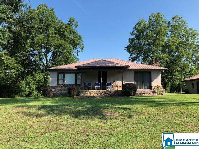3955 Co Rd 12, Odenville, AL 35120 (MLS #888220) :: Gusty Gulas Group