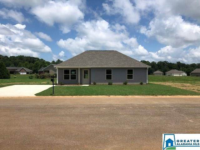 145 Sunlight Cir, Talladega, AL 35160 (MLS #888661) :: Gusty Gulas Group