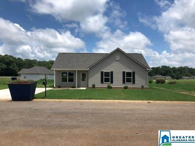 125 Sunlight Cir, Talladega, AL 35160 (MLS #888663) :: Gusty Gulas Group
