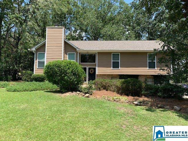 1224 Morning Star Ln, Alabaster, AL 35007 (MLS #891594) :: Gusty Gulas Group