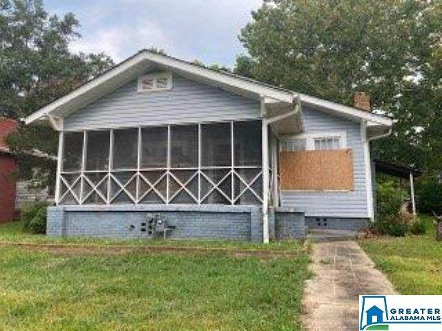 808 11TH AVE, Midfield, AL 35228 (MLS #893853) :: LIST Birmingham