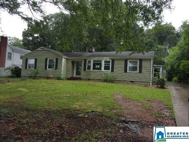 813 Coleman Dr, Anniston, AL 36207 (MLS #895039) :: Howard Whatley