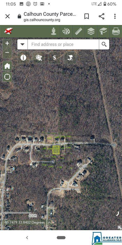 1703 7TH AVE #0, Jacksonville, AL 36265 (MLS #895227) :: JWRE Powered by JPAR Coast & County