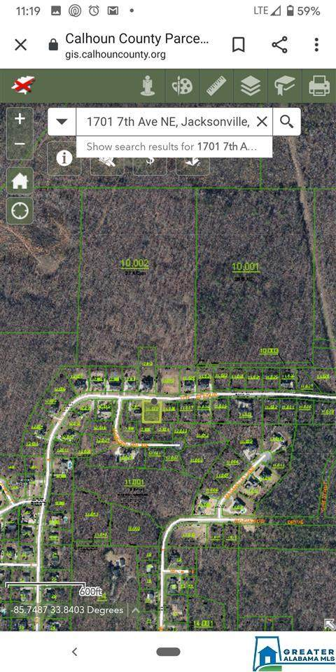 1707 7TH AVE #0, Jacksonville, AL 36265 (MLS #895229) :: JWRE Powered by JPAR Coast & County