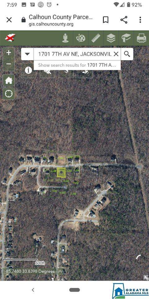 1701 7TH AVE #0, Jacksonville, AL 36265 (MLS #895231) :: JWRE Powered by JPAR Coast & County