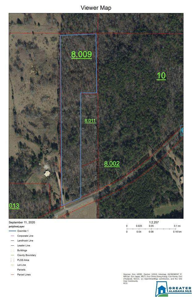 010 Howell Cove Rd #1, Talladega, AL 35160 (MLS #895275) :: JWRE Powered by JPAR Coast & County