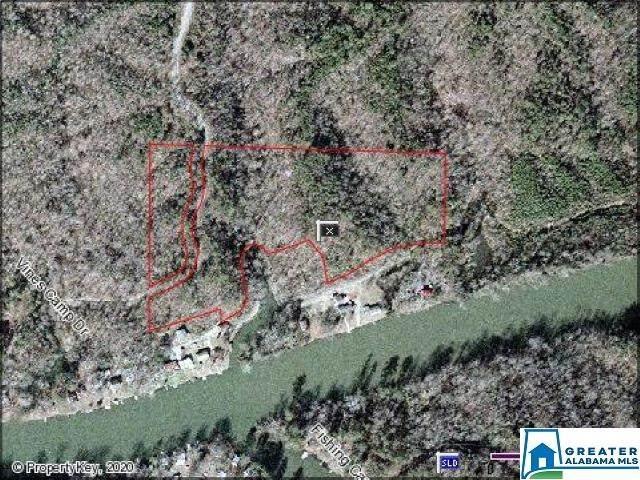 122 Vines Camp Dr 17 Acres, Quinton, AL 35130 (MLS #896816) :: Krch Realty