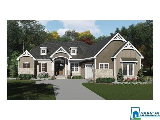 3821 Moss Creek Cir, Mountain Brook, AL 35223 (MLS #897109) :: Krch Realty