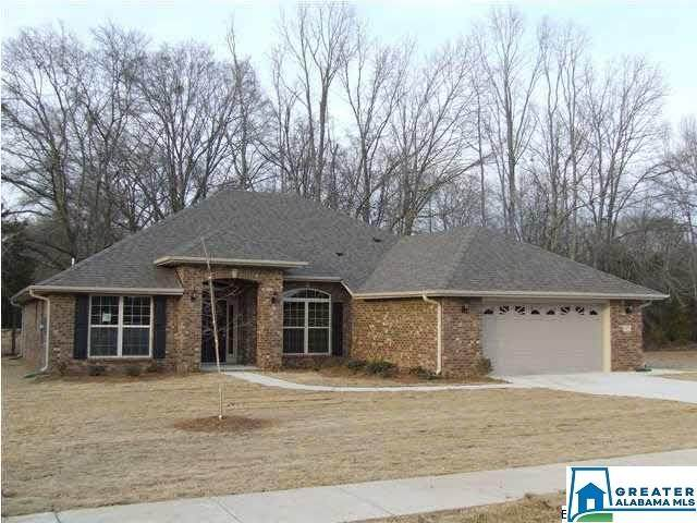 321 Union Dr, Montevallo, AL 35115 (MLS #897529) :: Bailey Real Estate Group