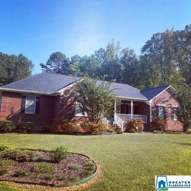 215 Forest Ridge Dr, Jacksonville, AL 36265 (MLS #898059) :: Bailey Real Estate Group