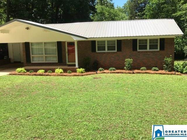 4116 Wellborn Ave, Anniston, AL 36206 (MLS #898186) :: Bailey Real Estate Group