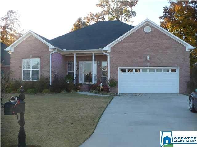 724 Princeton Pkwy, Mount Olive, AL 35117 (MLS #898893) :: Howard Whatley