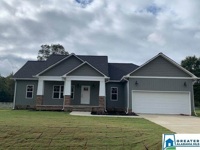 95 Dewey Ln, Anniston, AL 36207 (MLS #899024) :: Bentley Drozdowicz Group