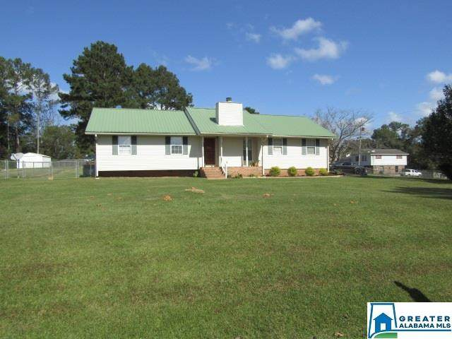 1705 Round Hill Rd, Weaver, AL 36277 (MLS #899294) :: Bentley Drozdowicz Group
