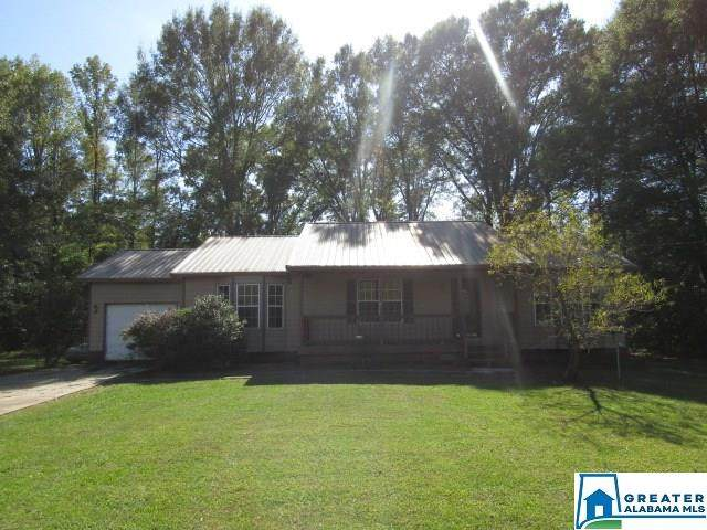 1589 Cedar Springs Rd, Talladega, AL 35160 (MLS #899485) :: Amanda Howard Sotheby's International Realty