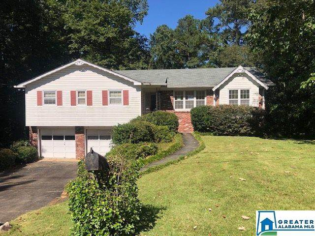 2229 Myrtlewood Dr, Hoover, AL 35216 (MLS #899528) :: LocAL Realty