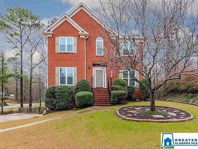 101 Silverleaf Dr, Pelham, AL 35124 (MLS #899658) :: Bailey Real Estate Group