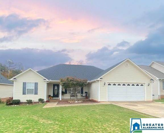 1473 Bailee Way SW, Jacksonville, AL 36265 (MLS #900825) :: Gusty Gulas Group