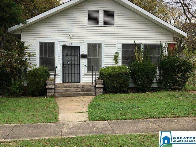 724 4TH CT, Birmingham, AL 35204 (MLS #901371) :: Gusty Gulas Group