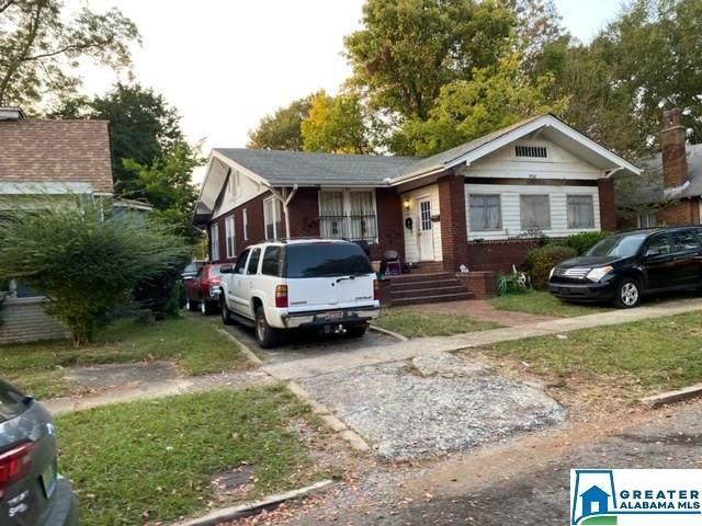 7520 Division Ave, Birmingham, AL 35206 (MLS #901938) :: LocAL Realty