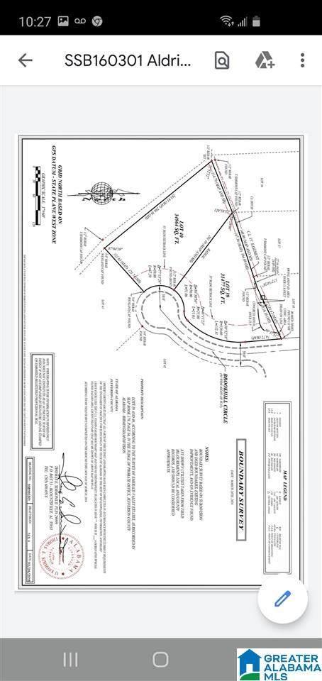 brookhill Circl Brookhill Cir 39 & 40, Pinson, AL 35126 (MLS #1271908) :: Lux Home Group