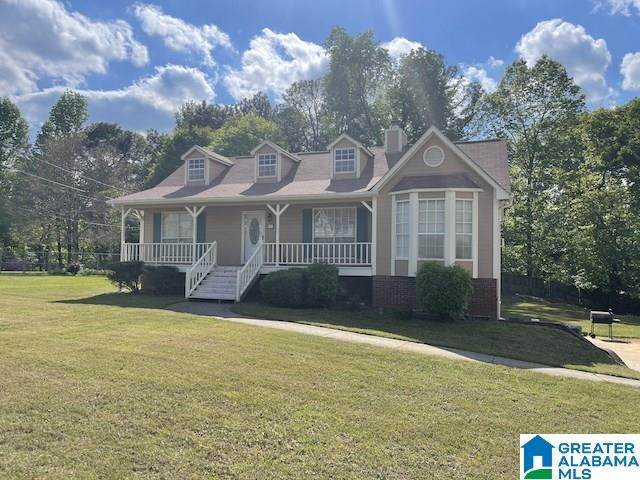 453 Altamont Drive, Pleasant Grove, AL 35127 (MLS #1281811) :: Bentley Drozdowicz Group