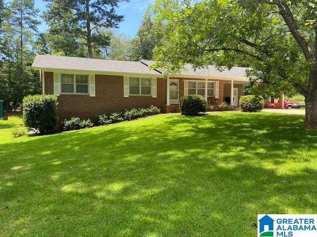 1224 Birchwood Drive, Anniston, AL 36207 (MLS #1292306) :: Sargent McDonald Team