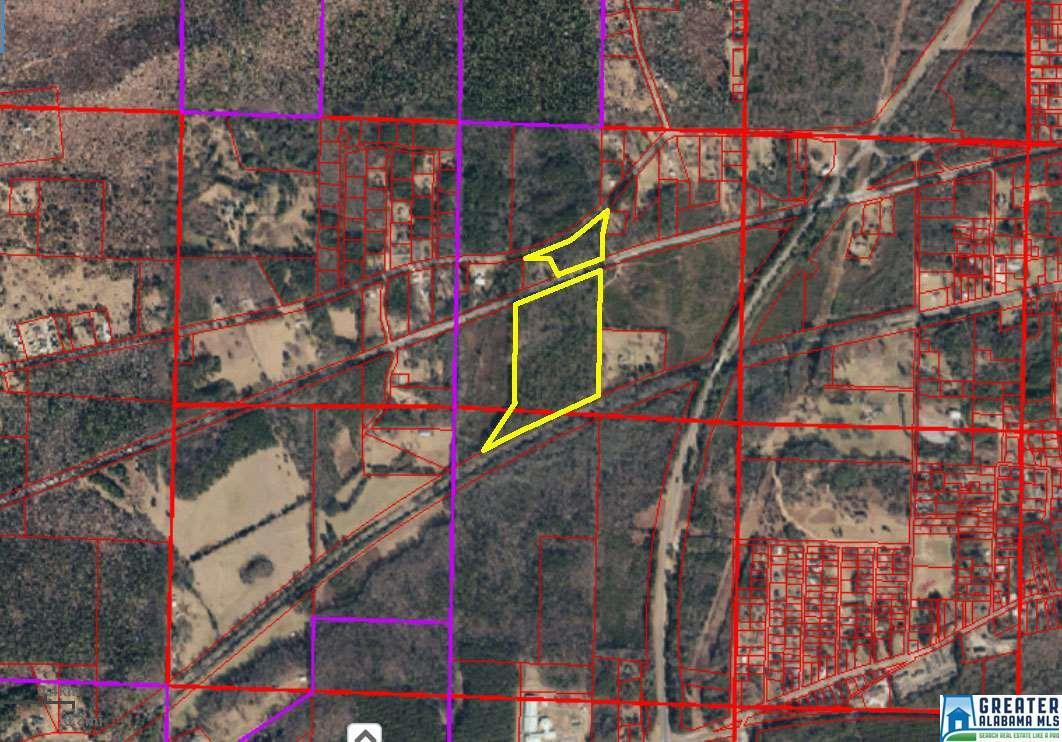 26 Acres Old Shocco Rd - Photo 1