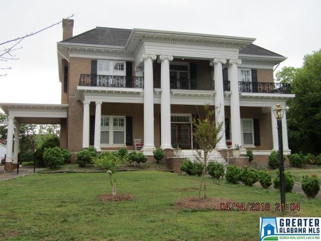 502 East St S, Talladega, AL 35160 (MLS #833325) :: The Mega Agent Real Estate Team at RE/MAX Advantage