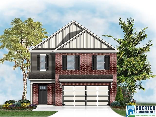 177 Belmont Way, Chelsea, AL 35043 (MLS #833986) :: The Mega Agent Real Estate Team at RE/MAX Advantage