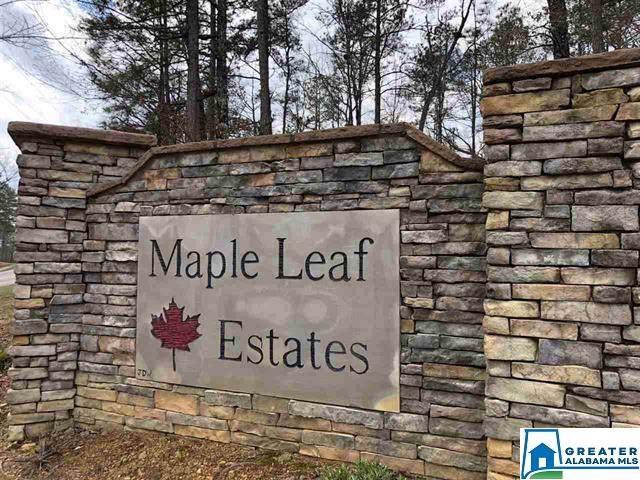 218 Maple Leaf Bend #15, Wilsonville, AL 35186 (MLS #836843) :: Sargent McDonald Team