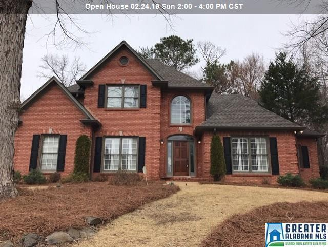 809 Wood Poppy Ct, Hoover, AL 35244 (MLS #841169) :: LIST Birmingham