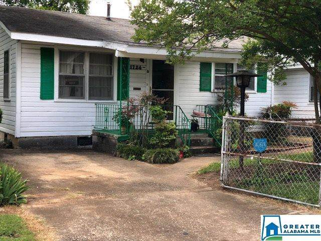 1724 SW 26TH ST SW, Birmingham, AL 35211 (MLS #852116) :: JWRE Powered by JPAR Coast & County