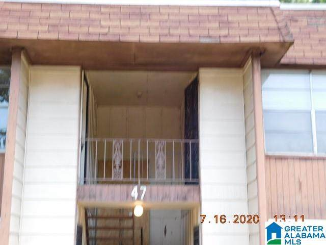 47 Shadowood Circle D, Center Point, AL 35215 (MLS #891010) :: Gusty Gulas Group