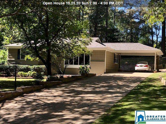 2348 Teton Rd, Hoover, AL 35216 (MLS #899357) :: Bailey Real Estate Group