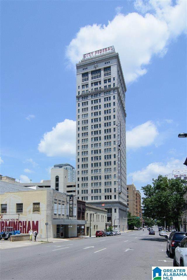 2024 2ND AVE N #2202, Birmingham, AL 35203 (MLS #1273650) :: Lux Home Group