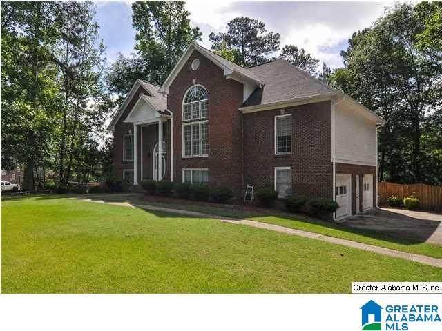 160 Woodbury Dr, Sterrett, AL 35147 (MLS #1274704) :: Lux Home Group