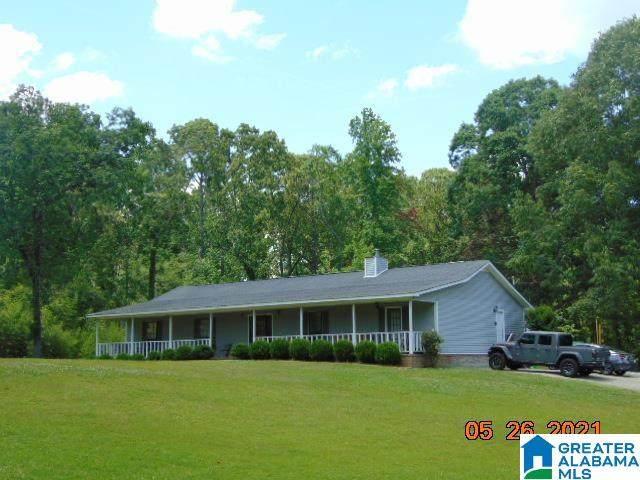 90 County Road 89, Clanton, AL 35046 (MLS #1286519) :: Amanda Howard Sotheby's International Realty