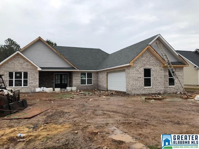350 Homestead Dr, Cropwell, AL 35054 (MLS #830119) :: Gusty Gulas Group