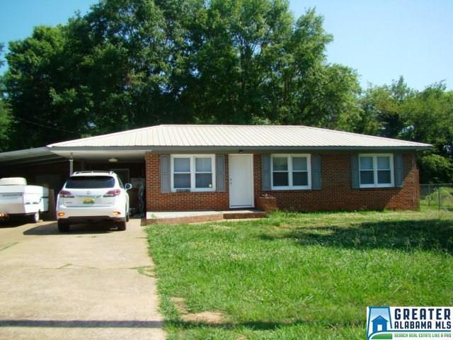 1000 Roberson St SW, Jacksonville, AL 36265 (MLS #850896) :: Gusty Gulas Group