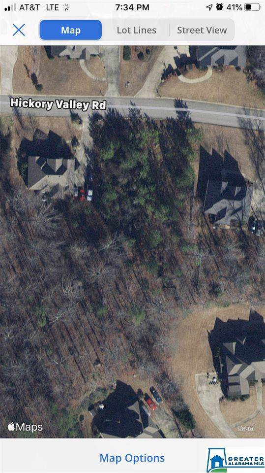 Lot 13 Hickory Valley Rd Lot 13, Trussville, AL 35173 (MLS #872057) :: Gusty Gulas Group