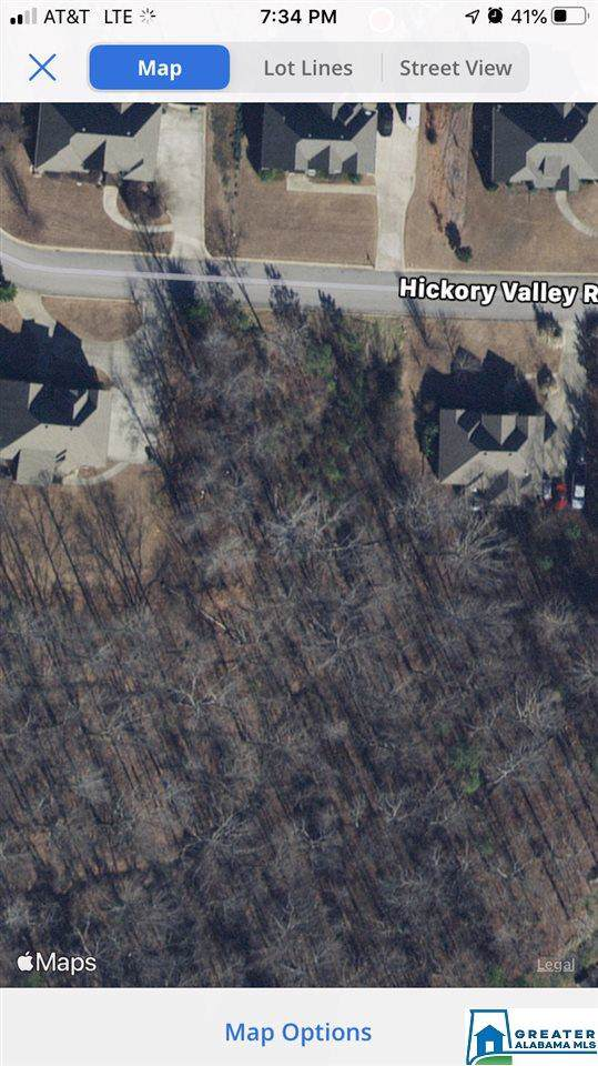 Lot 15 Hickory Valley Rd #15, Trussville, AL 35173 (MLS #872196) :: Sargent McDonald Team