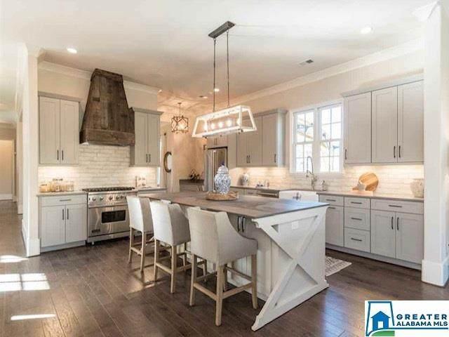 857 Southbend Ln, Vestavia Hills, AL 35243 (MLS #892450) :: Bailey Real Estate Group