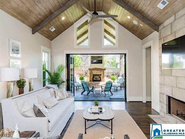 3337 Southbend Ln, Vestavia Hills, AL 35243 (MLS #892452) :: Bailey Real Estate Group