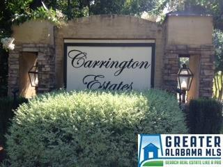 Lot 61 Carrington Dr #61, Trussville, AL 35173 (MLS #620980) :: Gusty Gulas Group