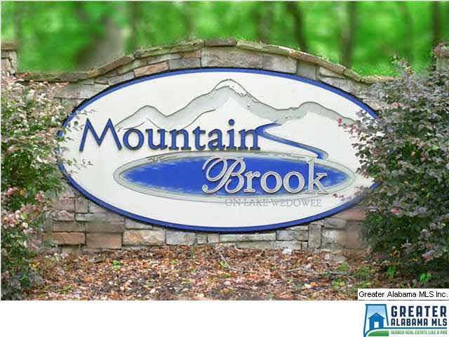 1 Mountain Brook Dr Lot 1, Wedowee, AL 36278 (MLS #627083) :: Josh Vernon Group