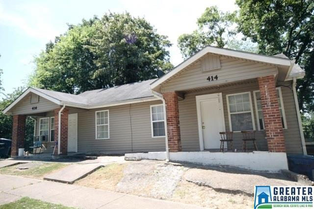 414 23RD ST, Anniston, AL 36207 (MLS #720865) :: LIST Birmingham
