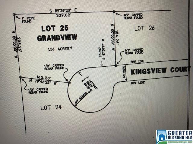 Kings View Ct #25, Oneonta, AL 35121 (MLS #814705) :: LIST Birmingham