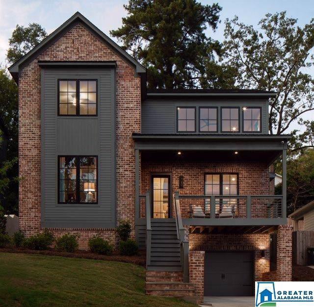 900 Highland Rd, Homewood, AL 35209 (MLS #863850) :: LIST Birmingham