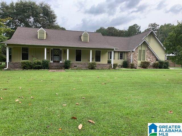 5714 Seddon Shores Dr, Pell City, AL 35128 (MLS #896012) :: Bentley Drozdowicz Group